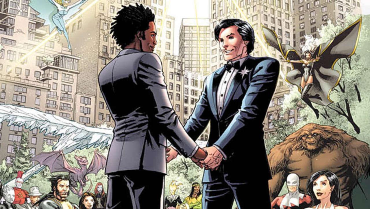 NYCC: Los personajes LGBT dentro de los X-Men