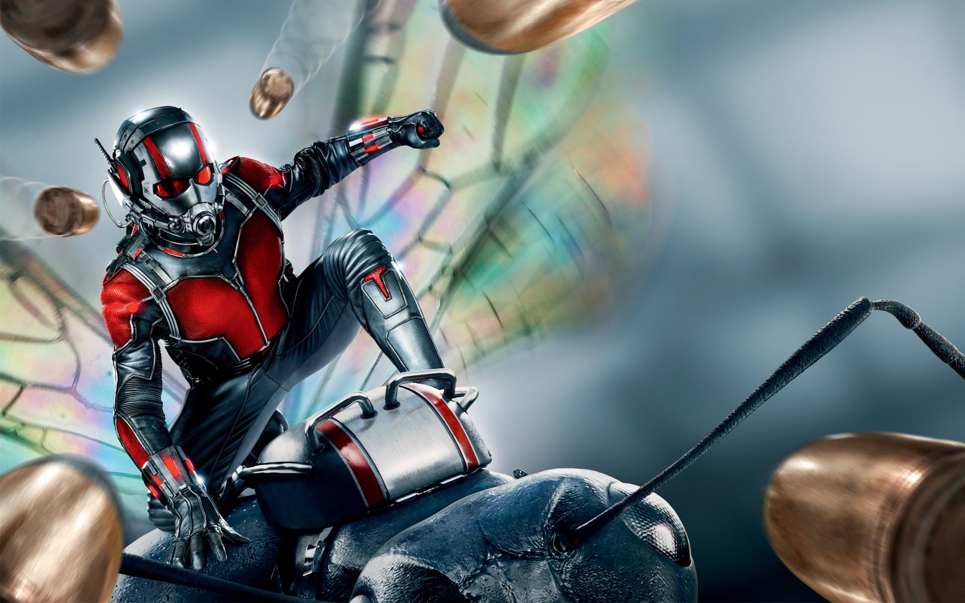 Peyton Reed habla sobre Ant-Man and the Wasp