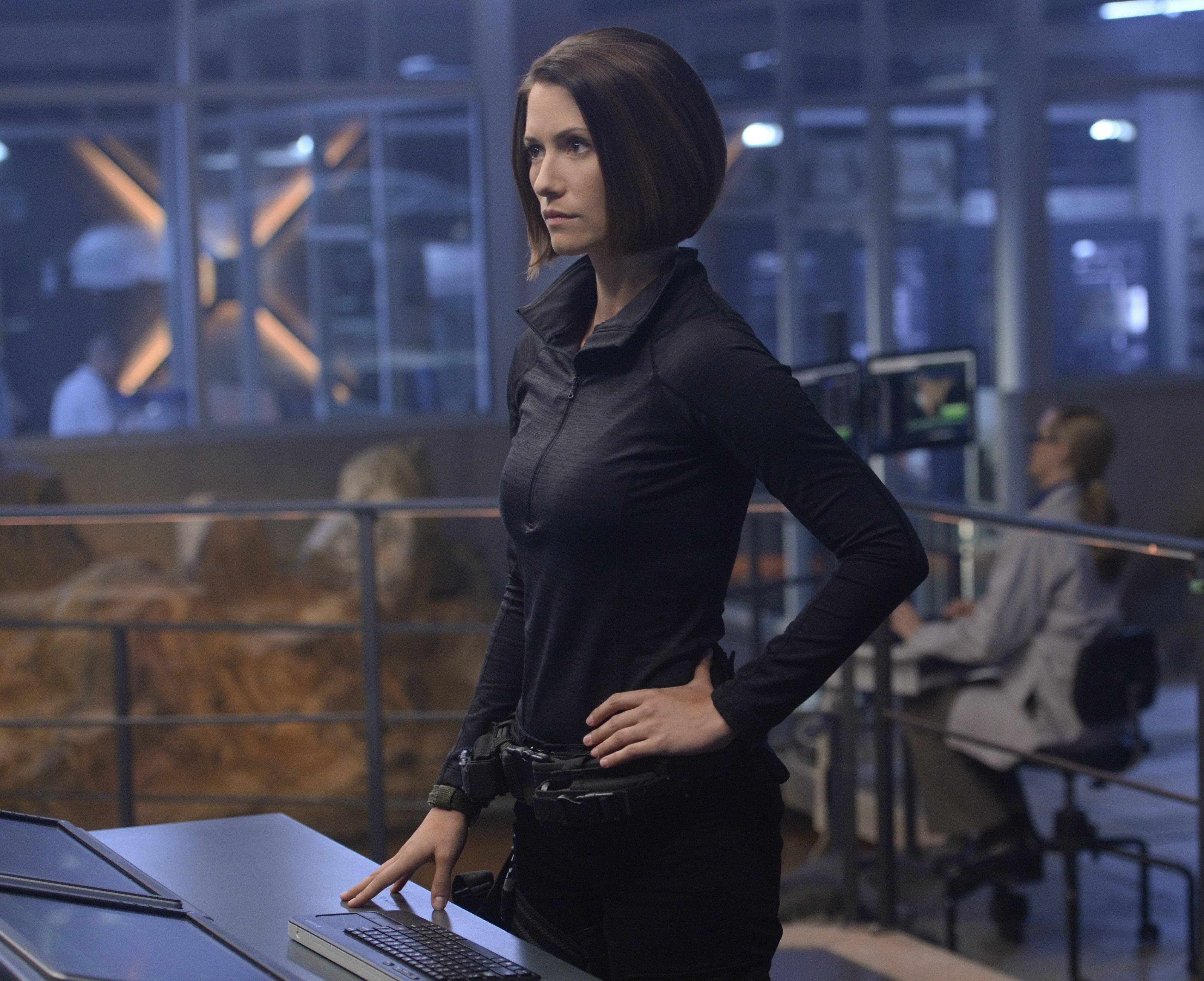 Alex Danvers y su viaje personal en Supergirl
