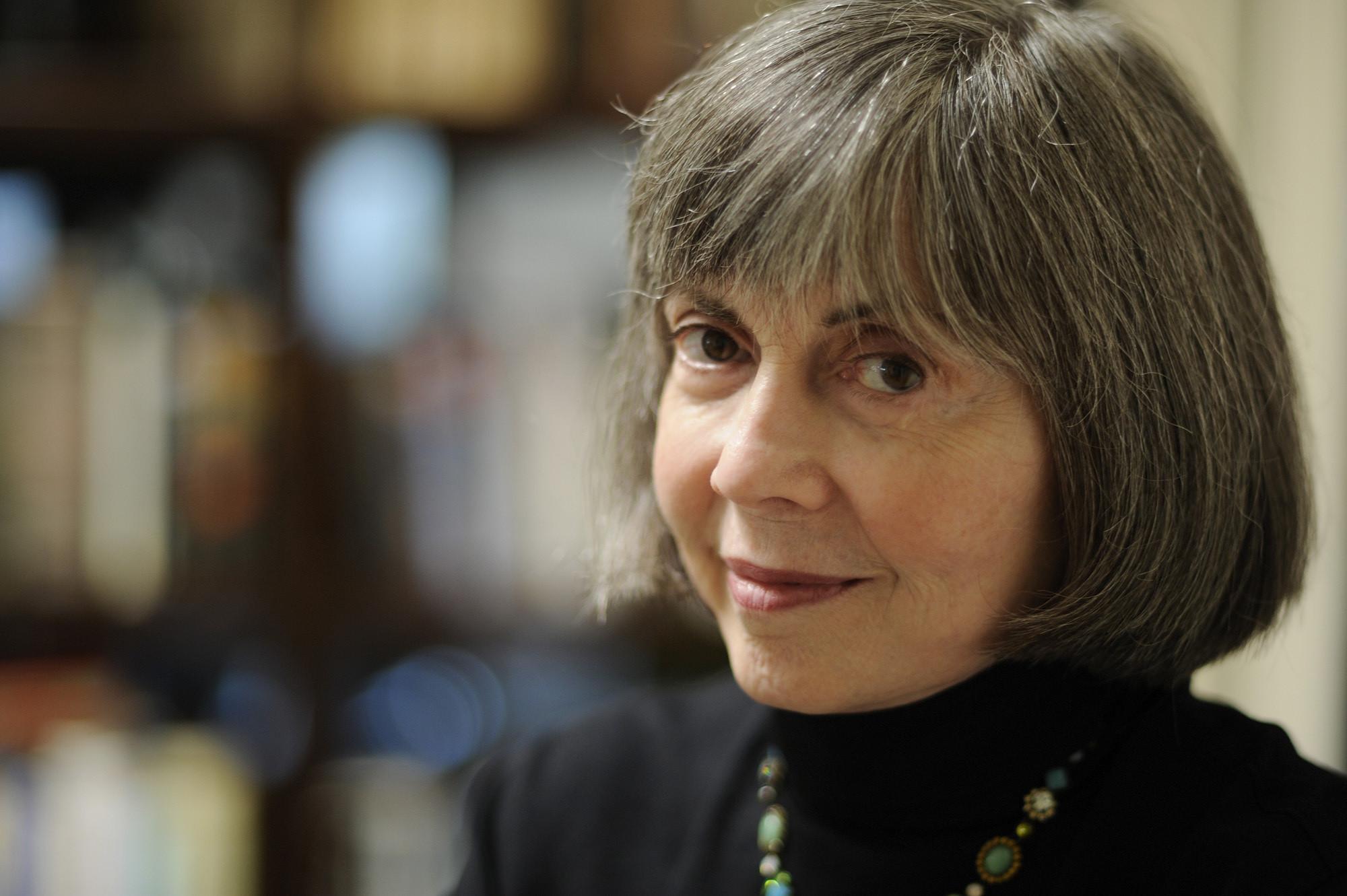 Anne Rice planea llevar Las Crónicas Vampíricas a la televisión