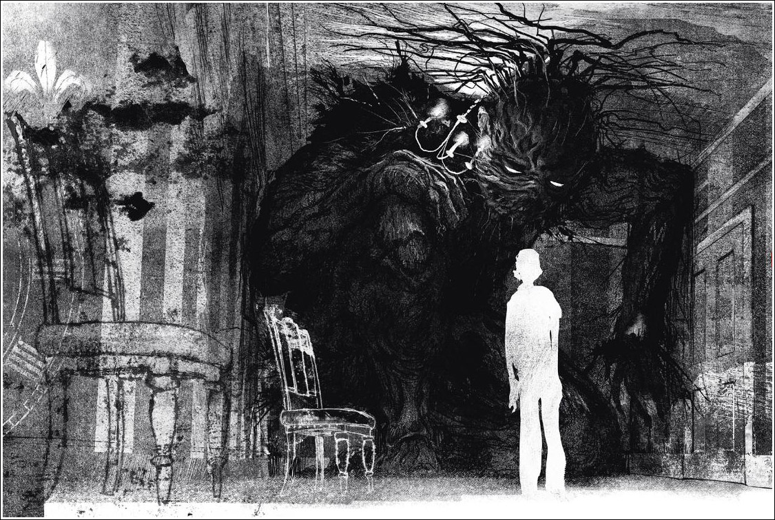Ve la nueva foto exclusiva de A Monster Calls