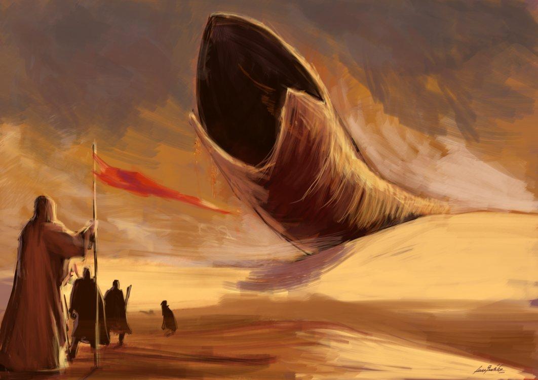 Legendary obtiene derechos para película de Dune