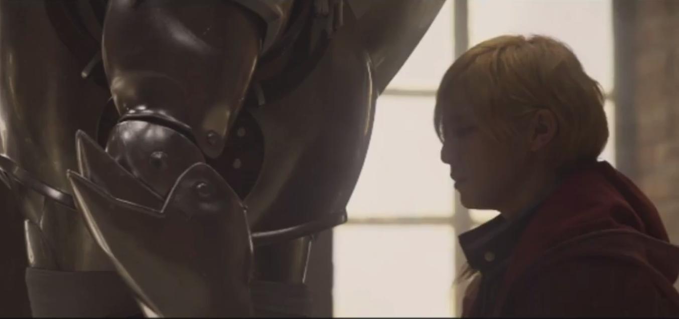 Revelado el primer teaser del live-action de Fullmetal Alchemist