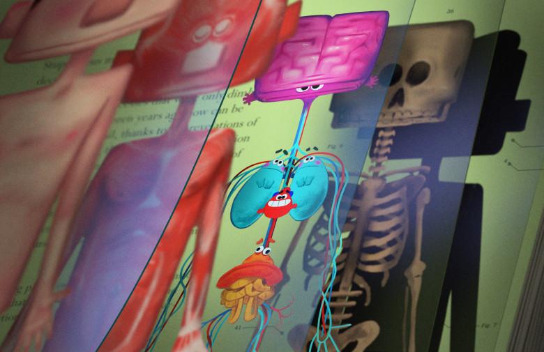 Conoce sobre Inner Workings, el nuevo corto animado de Disney