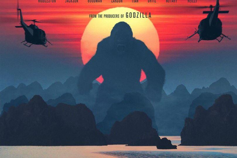 Te presentamos el trailer de Kong: Skull Island