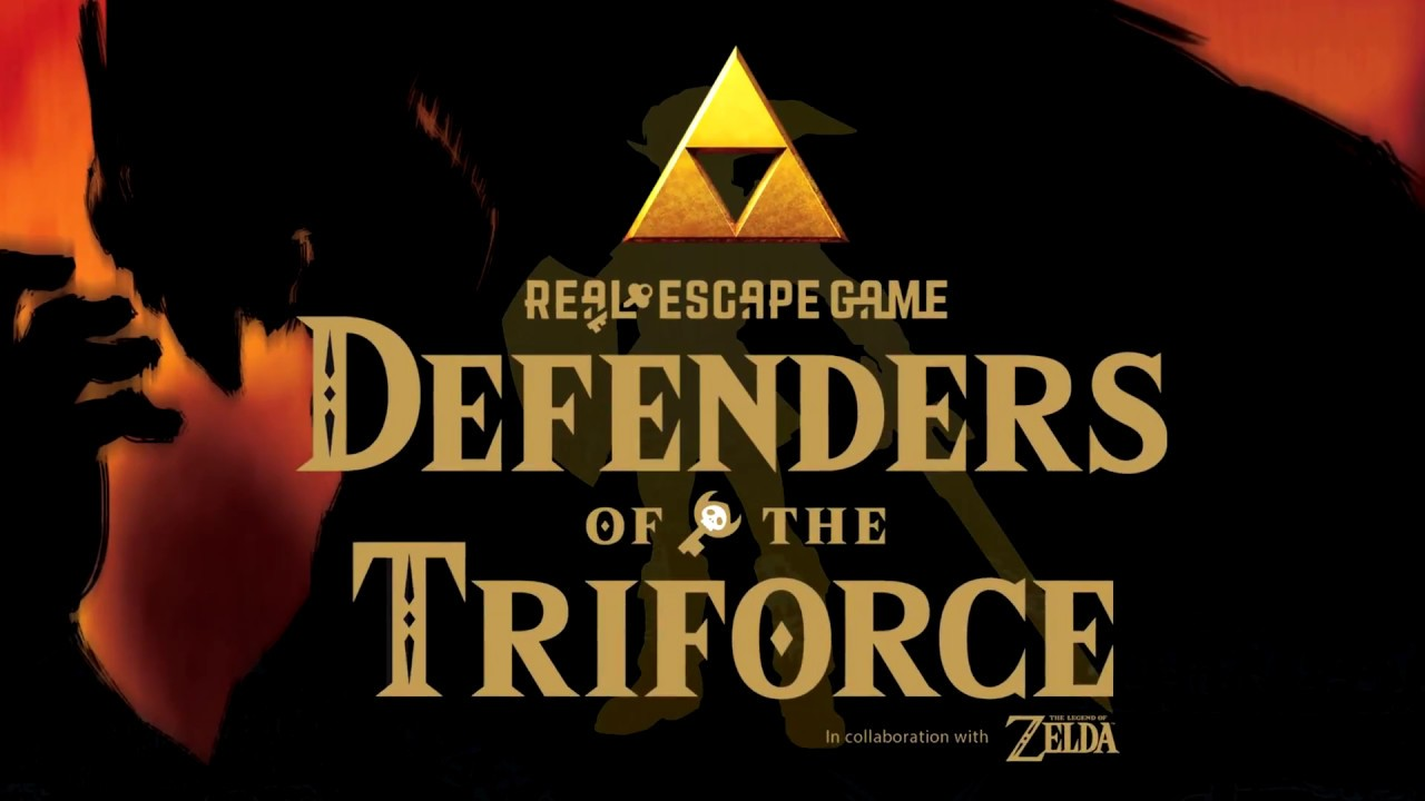 Nintendo anuncia juego de Real Escape sobre Zelda