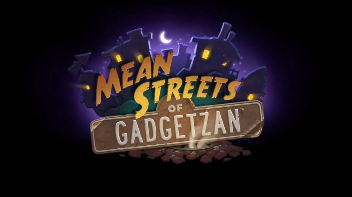 BLIZZCON: Revelada Mafias de Gadgetzan para Hearthstone