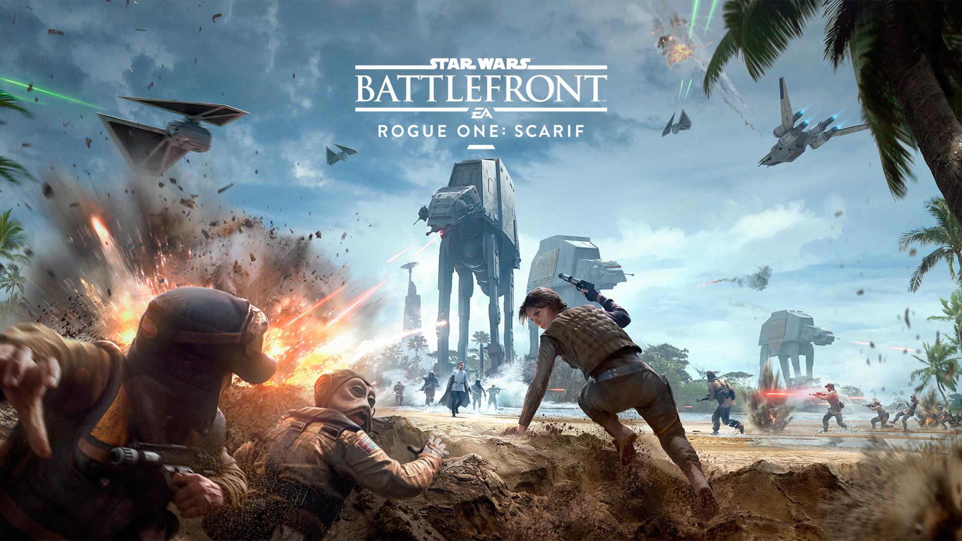 Rogue One llegará a Star Wars Battlefront con nuevo DLC
