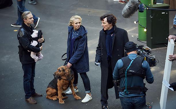 Nuevas imágenes de la cuarta temporada de Sherlock