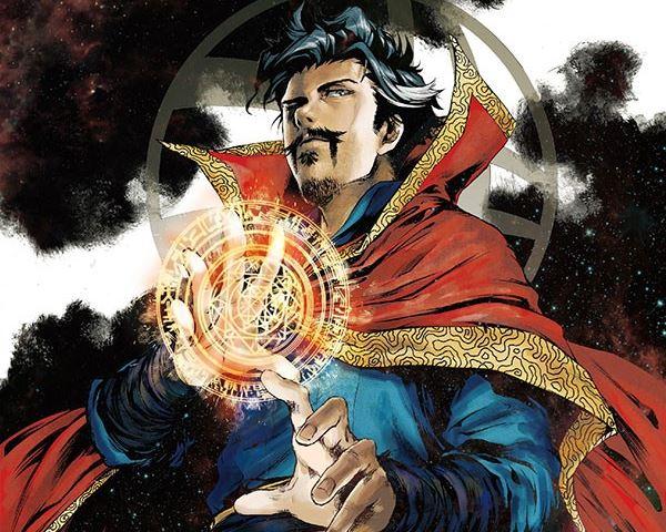 Se publicará manga one-shot de Doctor Strange