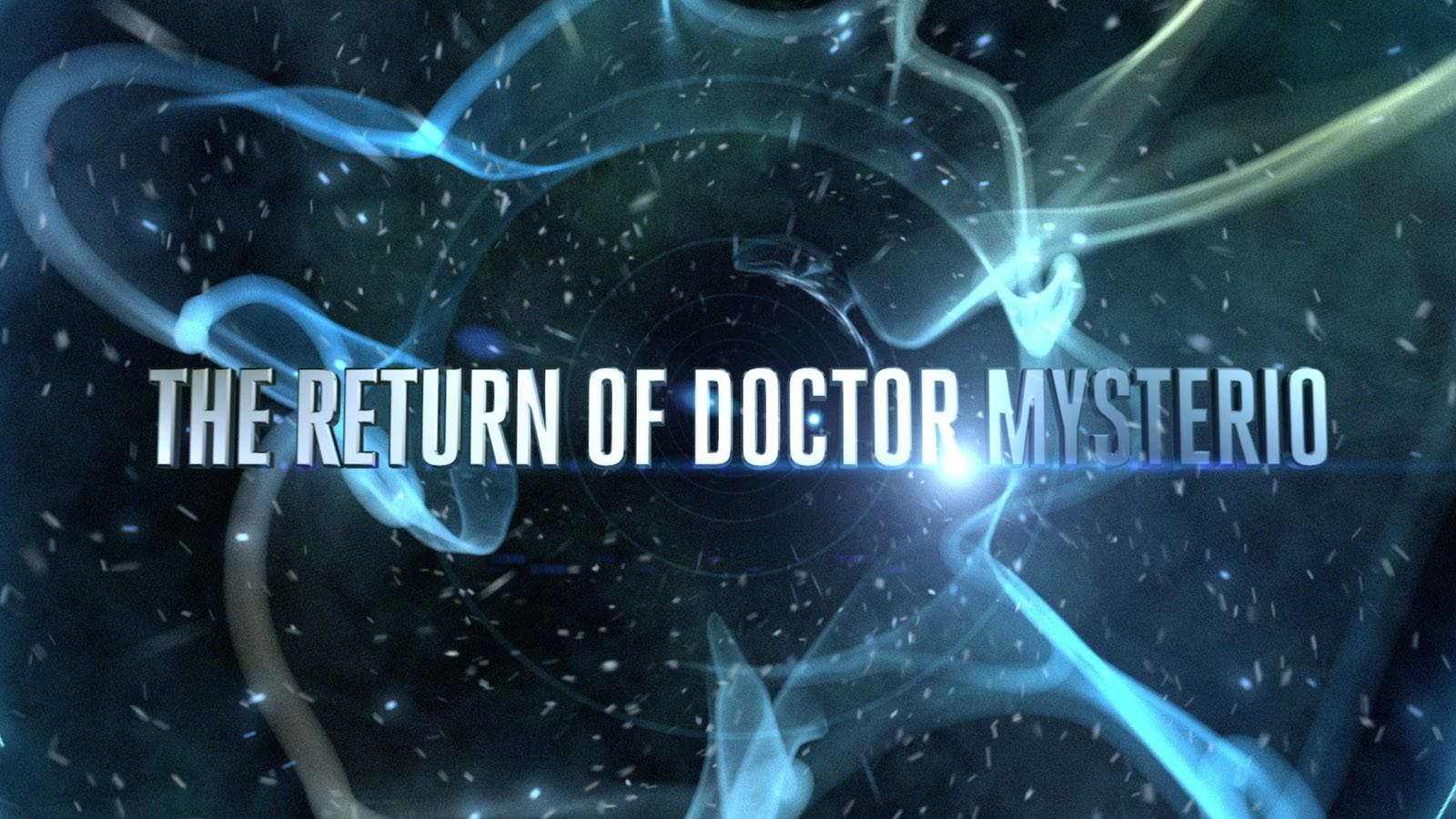 Primer tráiler del especial de Navidad de Doctor Who