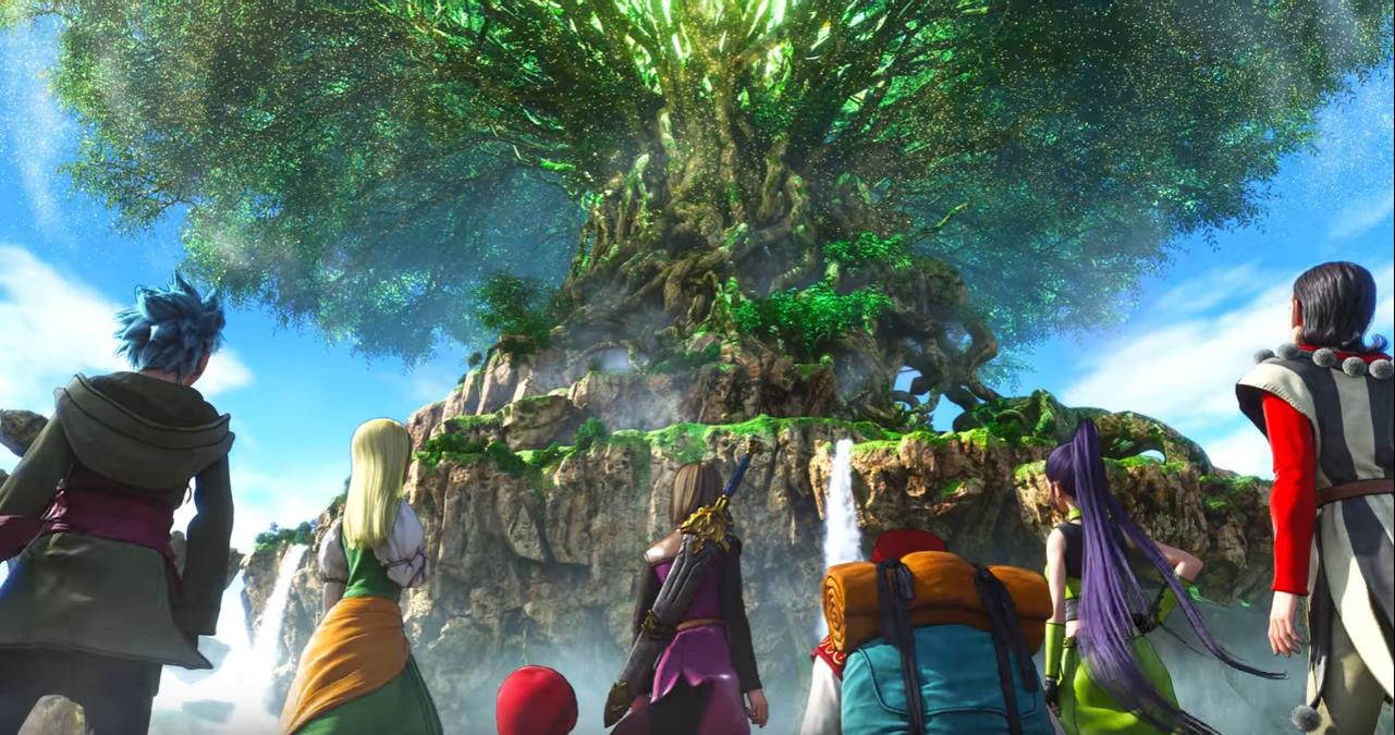 Dragon Quest XI confirmado para Nintendo Switch