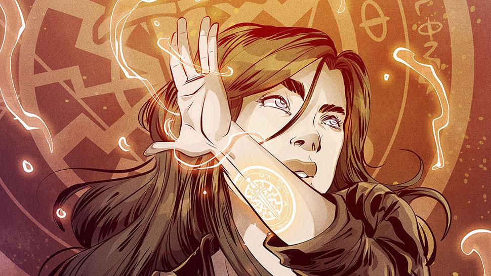 Conoce Firebrand, el nuevo cómic de Legendary Comics