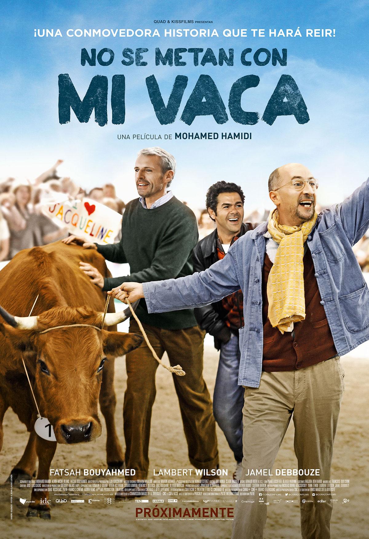 REVIEW: No se metan con mi vaca