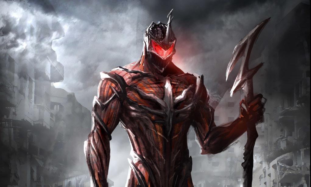 Lord Zedd será uno de los villanos del crossover de Power Rangers/Liga de la Justicia