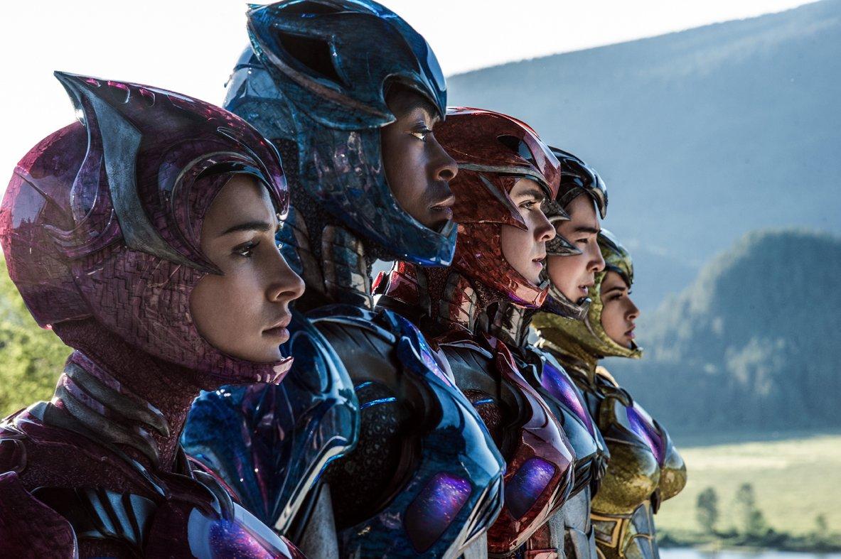 Power Rangers tendrá una novela gráfica como secuela de la película