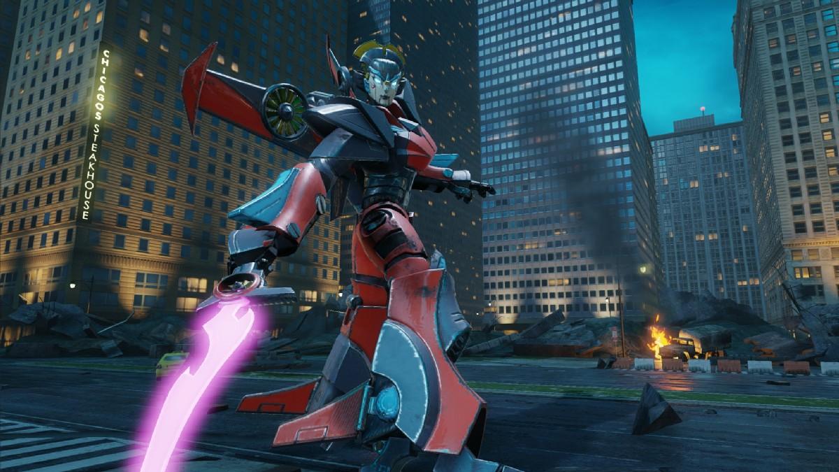 Transformers tiene nuevo juego móvil: Forged to Fight