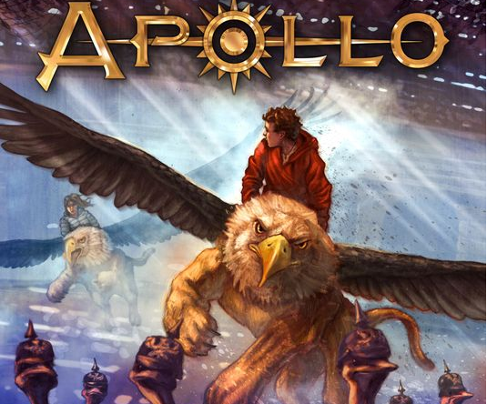 No te pierdas el adelanto de Trials of Apollo: The Dark Prophecy