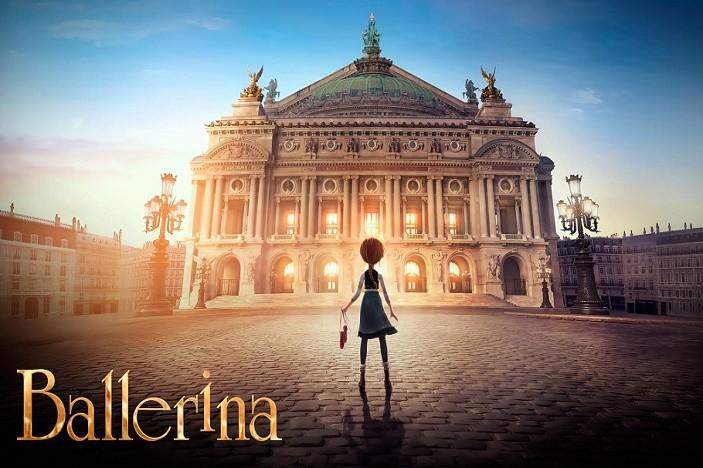 REVIEW: Bailarina