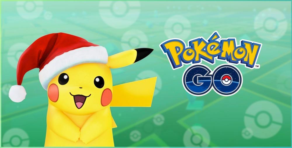 Pokémon Go introduce huevos con Pokémon de Johto y un evento navideño