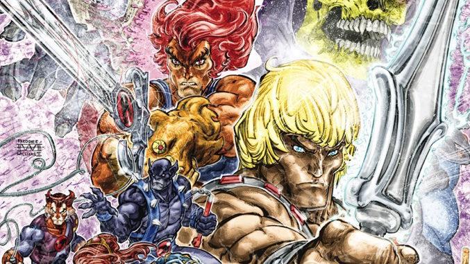 He-Man es asesinado en el ultimo cómic de He-Man/Thundercats