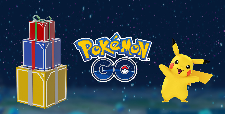 Nuevos detalles del evento navideño de Pokémon GO