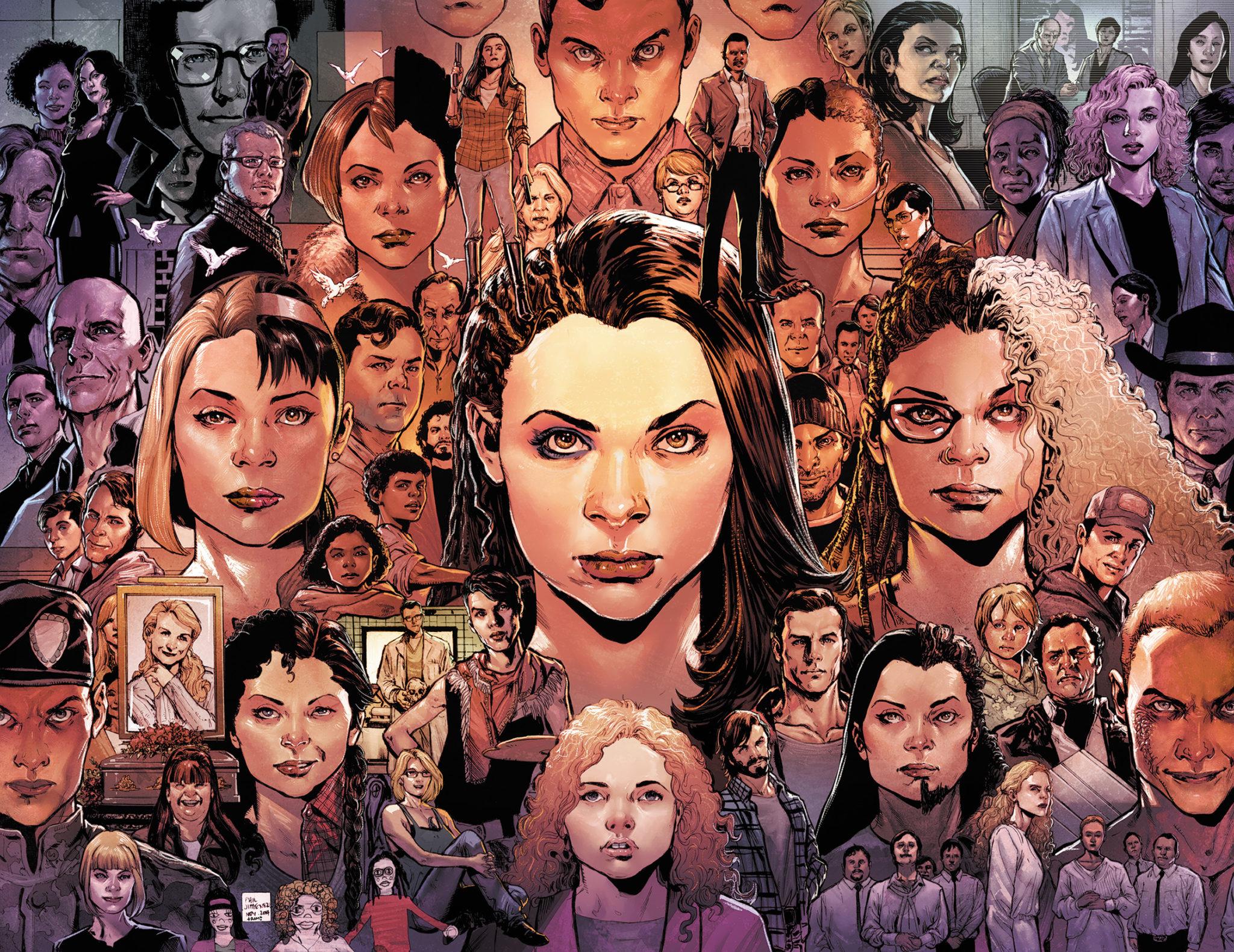 Nuevos cómics de Orphan Black contarán historia donde Beth Childs vive