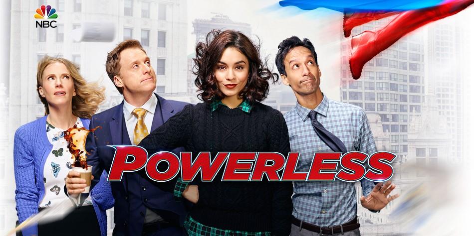 Powerless tendrá lugar en una empresa de Wayne Enterprises