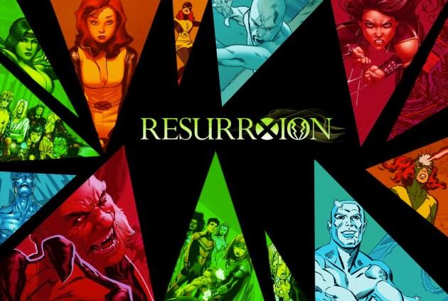 Conoce los detalles de X-Men: Gold, Blue y Generation X