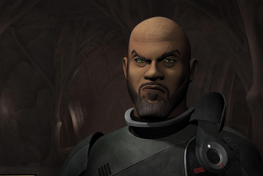 Veremos de nuevo a Saw Gerrera en Star Wars: Rebels