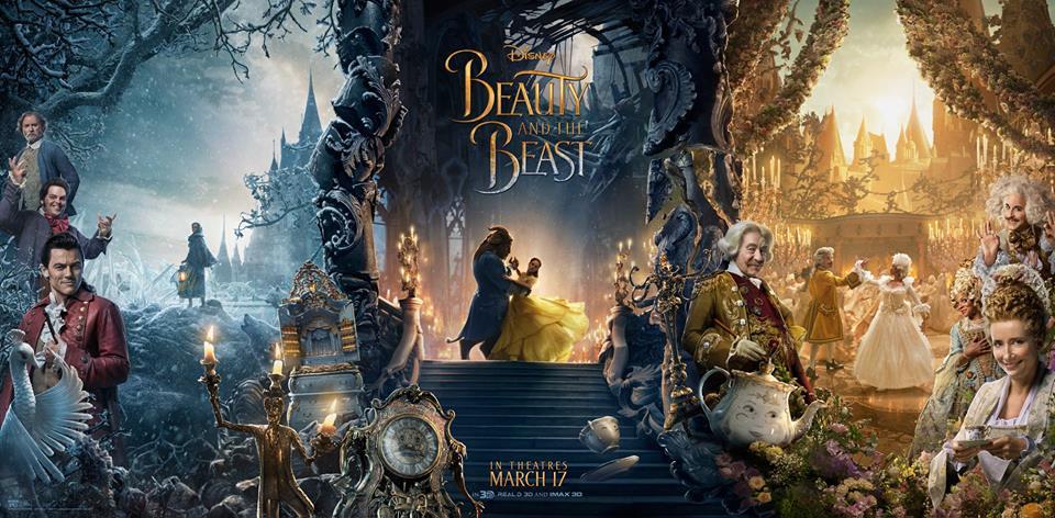 Te traemos el último trailer de La Bella y la Bestia.