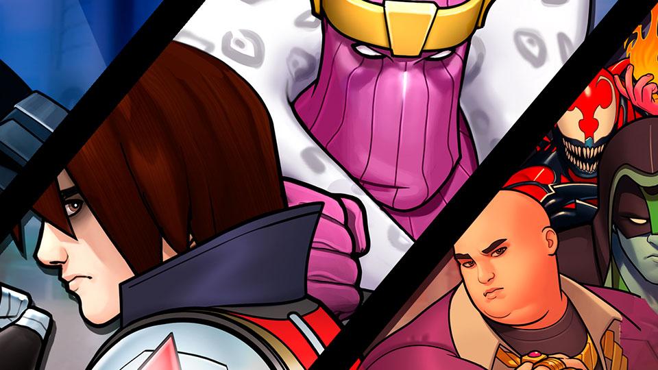 Marvel Avengers Academy lanza nuevo evento: Under Siege