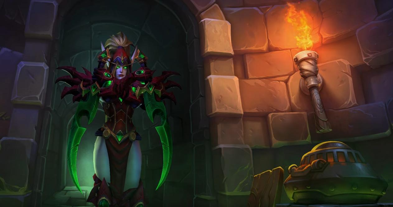 Valeera, Sombra de los Descoronados llega a Heroes of the Storm