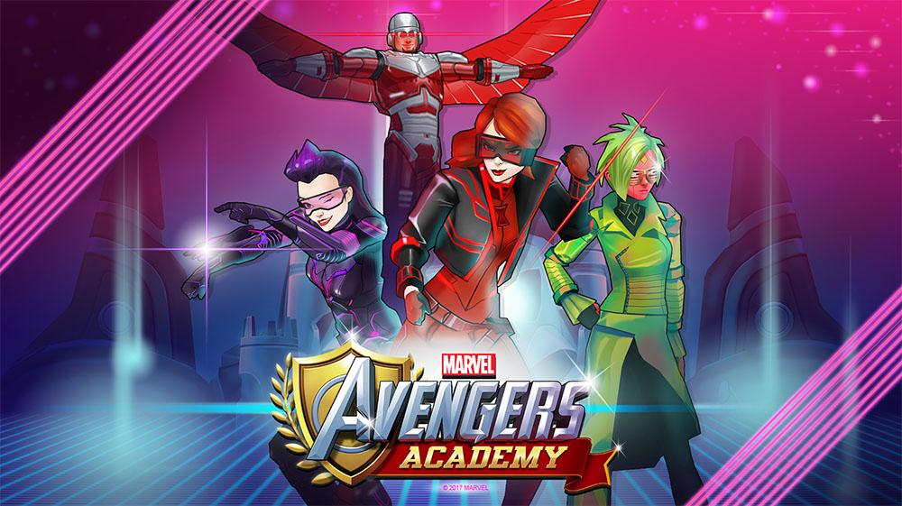La Revolución de Ultron llega a Marvel Avengers Academy