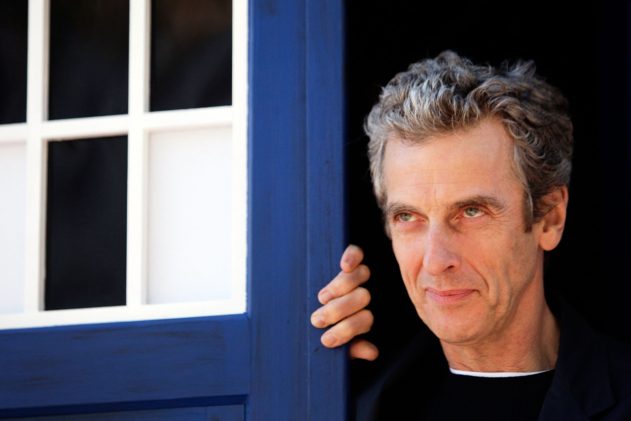 Peter Capaldi confirma que dejará Doctor Who luego de la 10ma temporada