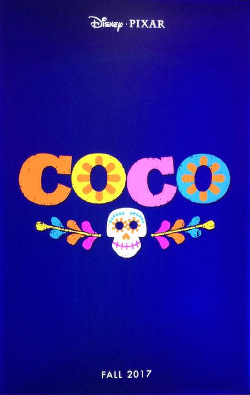 Nuevo vistazo a Coco, la próxima película de Pixar