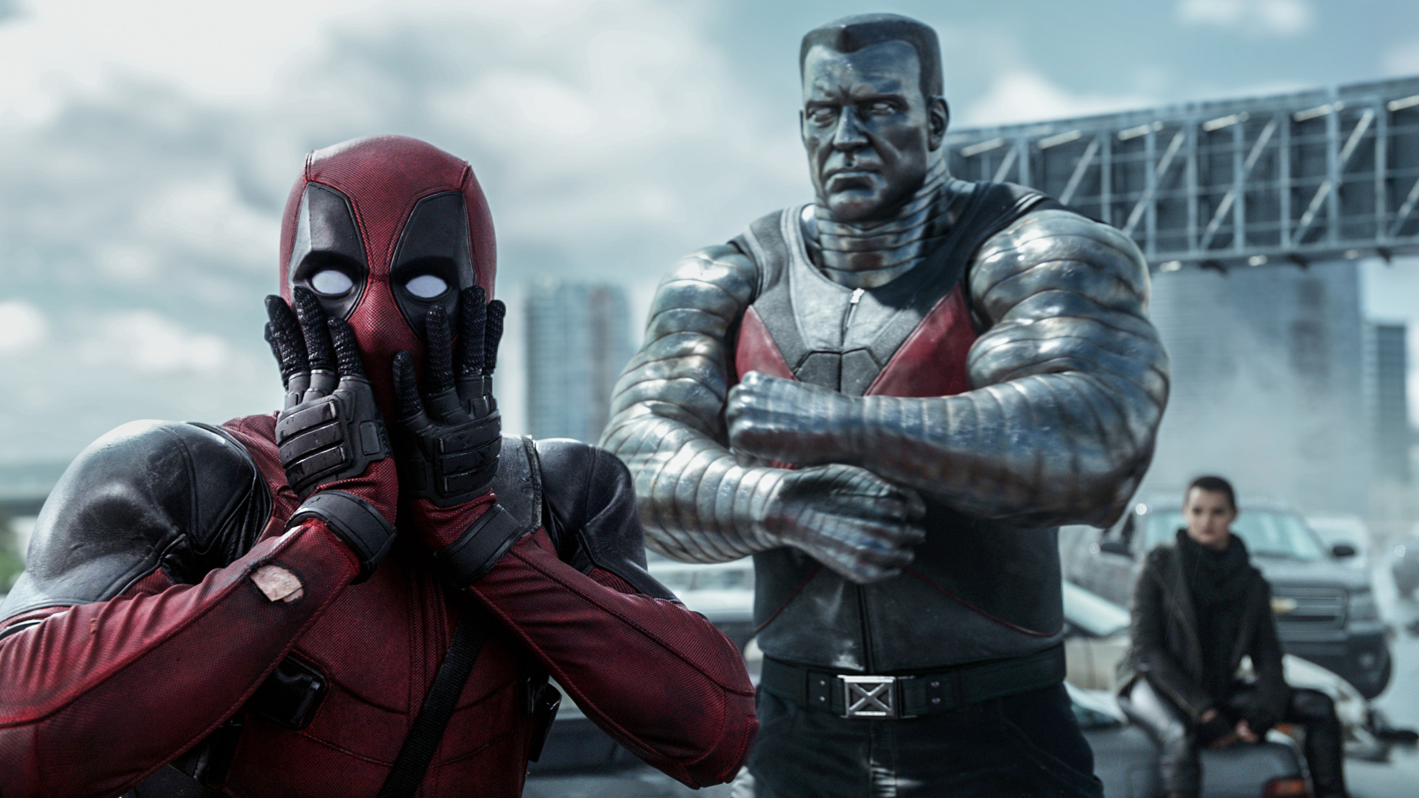 Colossus y Negasonic Teenage Warhead regresarán en Deadpool 2