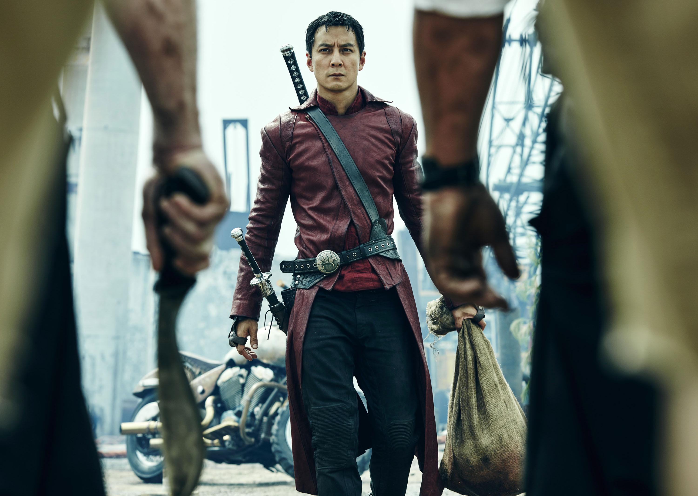 Daniel Wu será el compañero de Lara en la nueva película de Tomb Raider
