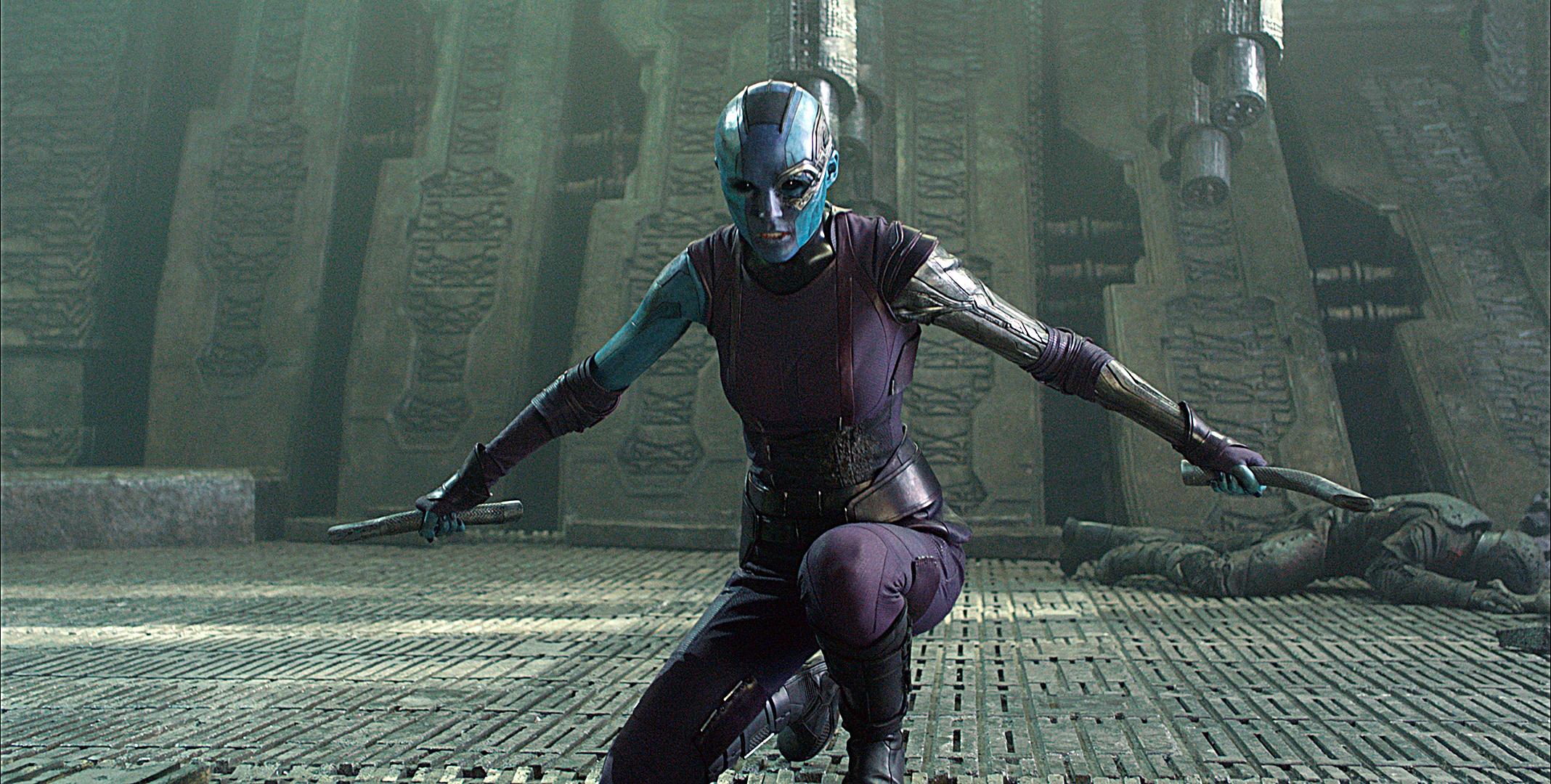 Karen Gillan confirma la aparición de Nebula en Avengers: Infinity War