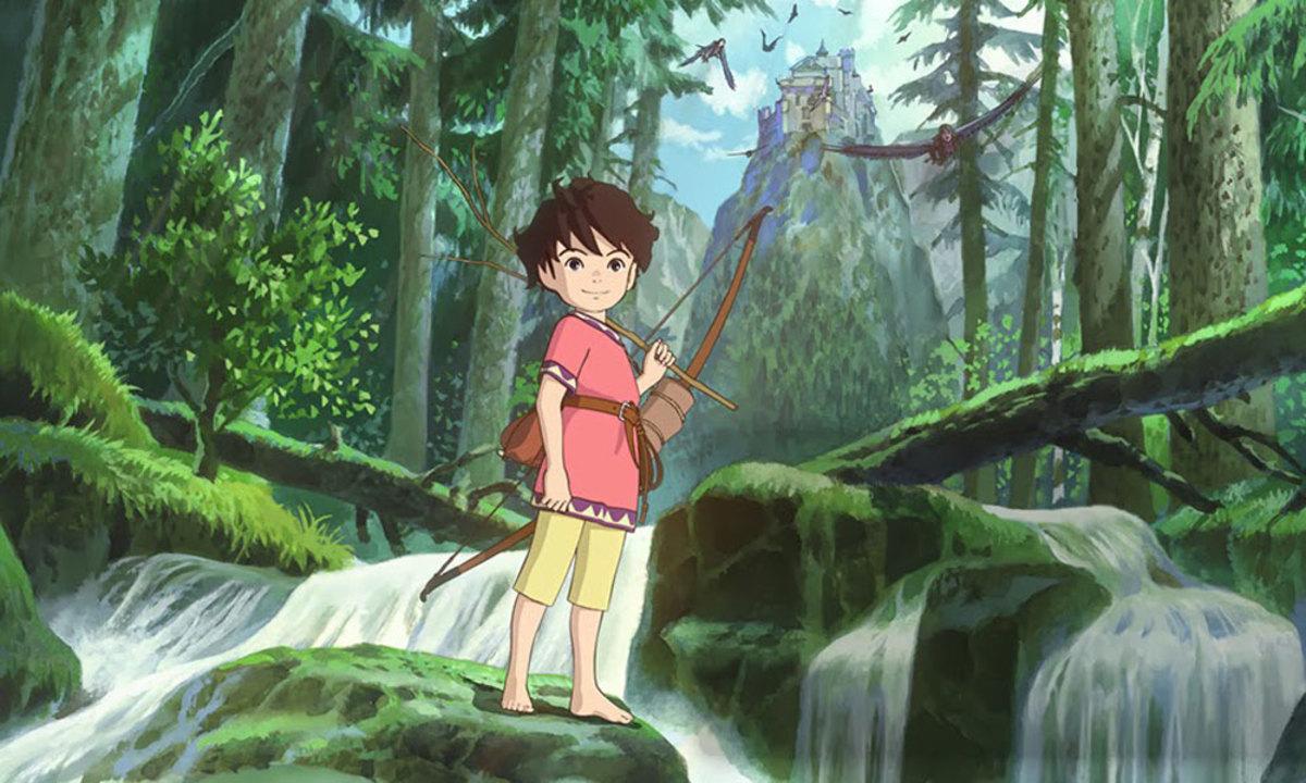 Ve el primer tráiler de Ronja, the Robber's Daughter de Studio Ghibli