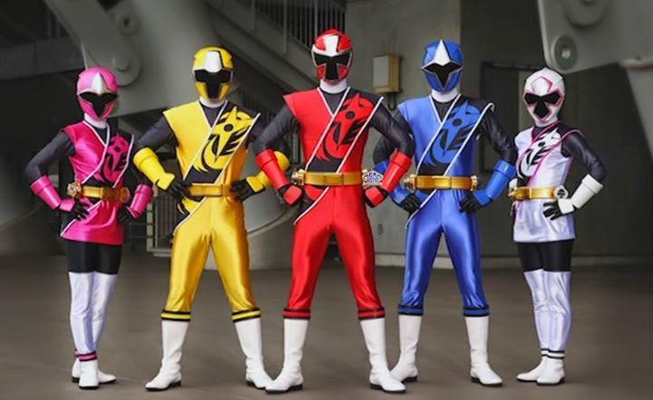Todo lo que necesitas saber de Power Rangers: Ninja Steel