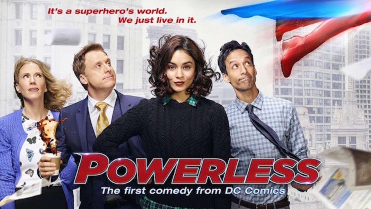Les traemos el primer trailer oficial de Powerless