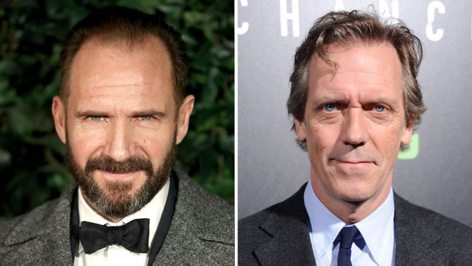Ralph Fiennes y Hugh Laurie se unirán a Holmes and Watson