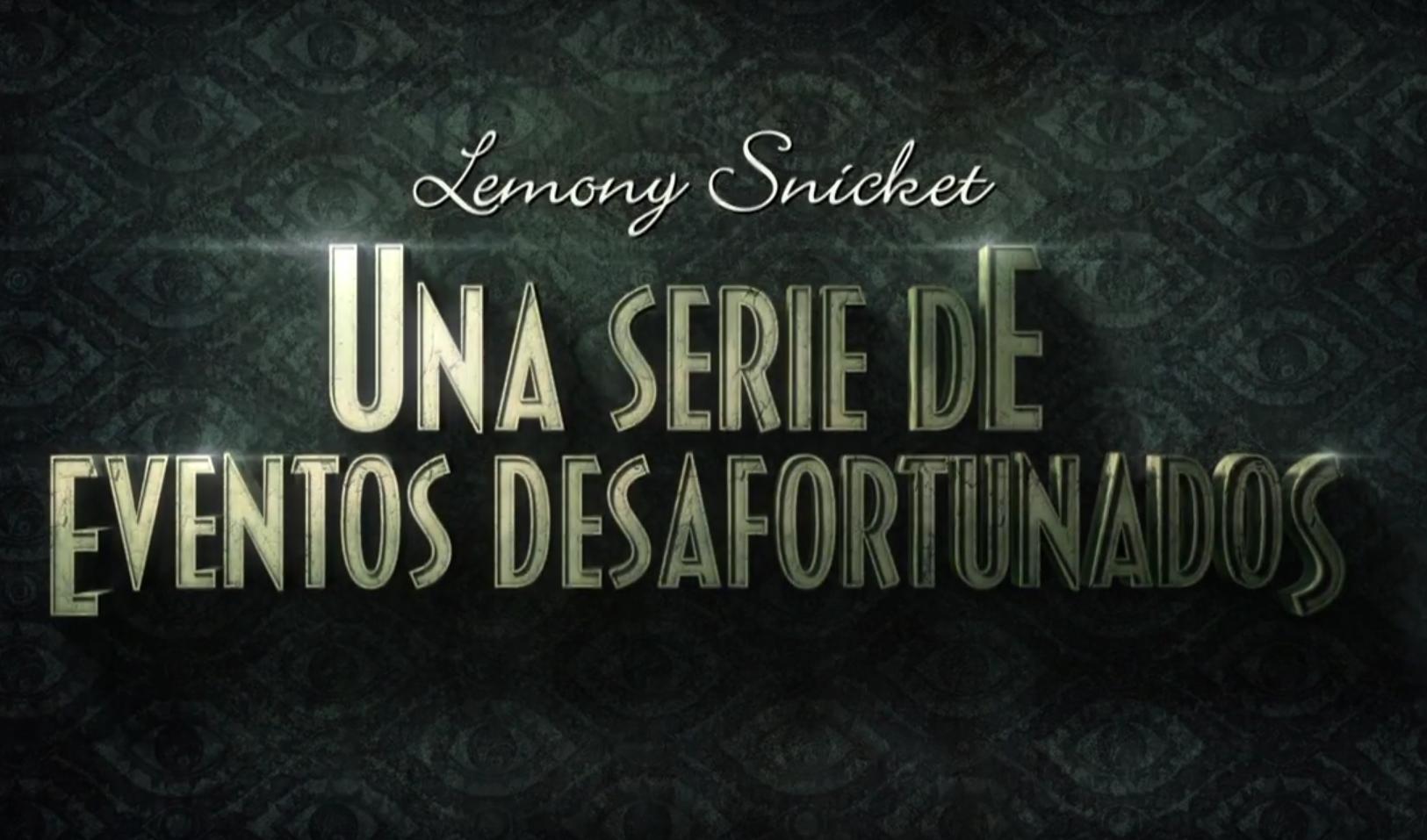 Lemony Snicket habla sobre Una Serie de Eventos Desafortunados
