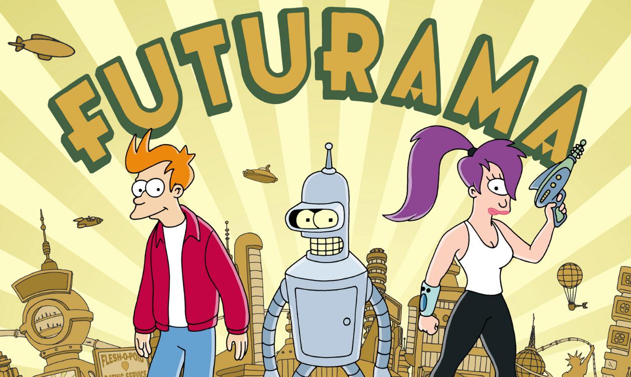 Nuevo juego móvil de Futurama se llamará Worlds of Tomorrow