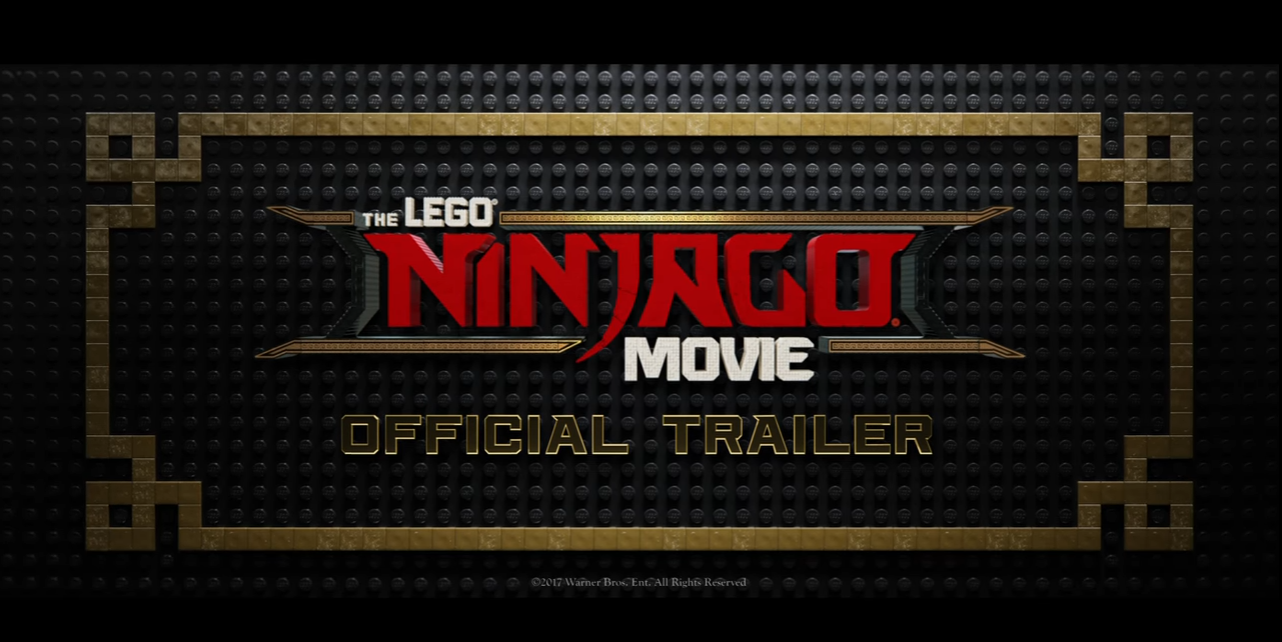 ¡Mira el primer trailer oficial de The LEGO Ninjago Movie!