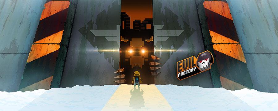 Evil Factory, la propuesta para un arcade retro de Nexon