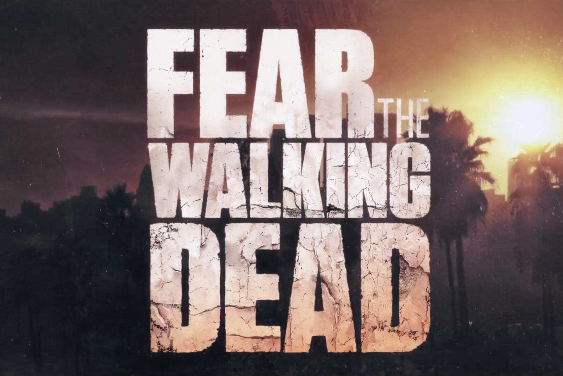 Primeras imágenes y sinopsis de la tercera temporada de Fear the Walking Dead