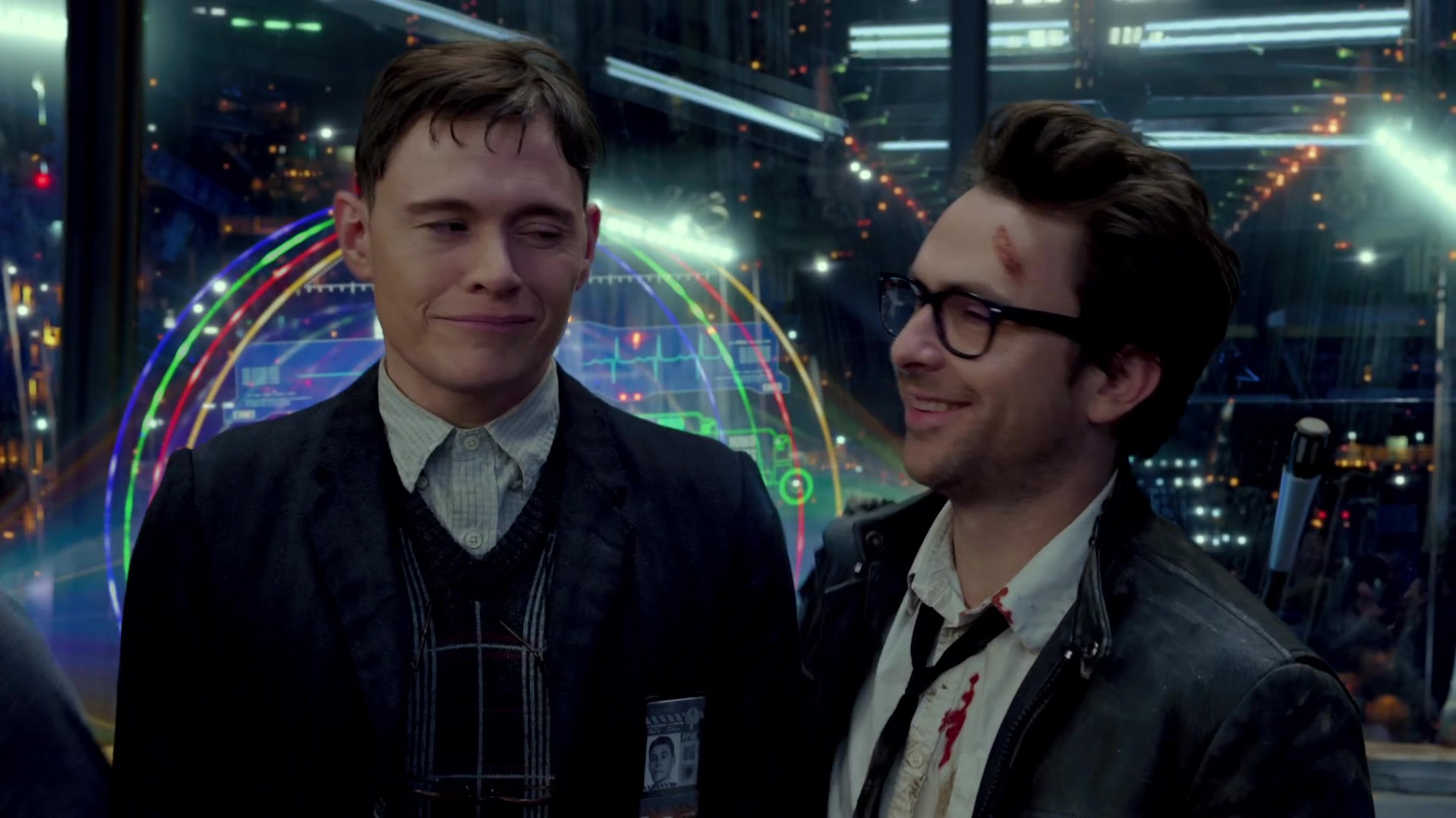 Charlie Day y Burn Gorman regresan en Pacific Rim: Uprising
