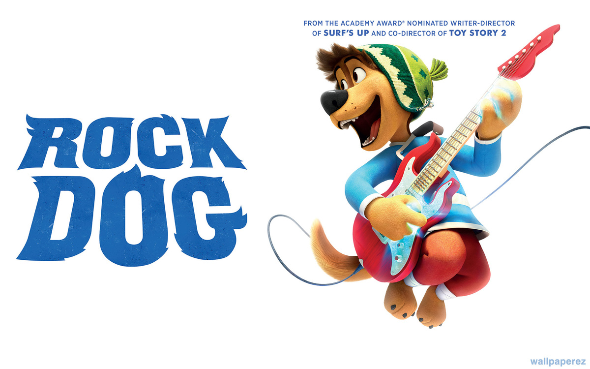 REVIEW: Rock Dog